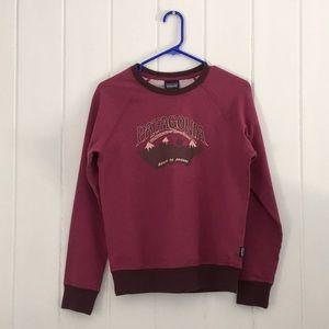 Patagonia Hazy Peaks Midweight Crew Sweater